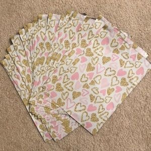 """50 count 10""""x13"""" Poly Mailers"""
